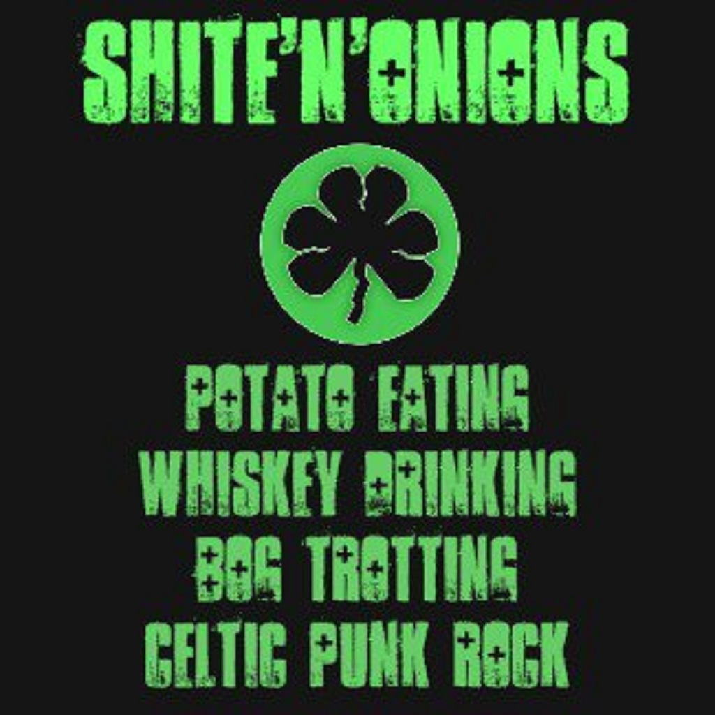 Shite'n'Onions Podcast#74 - featuring THE TOSSPINTS