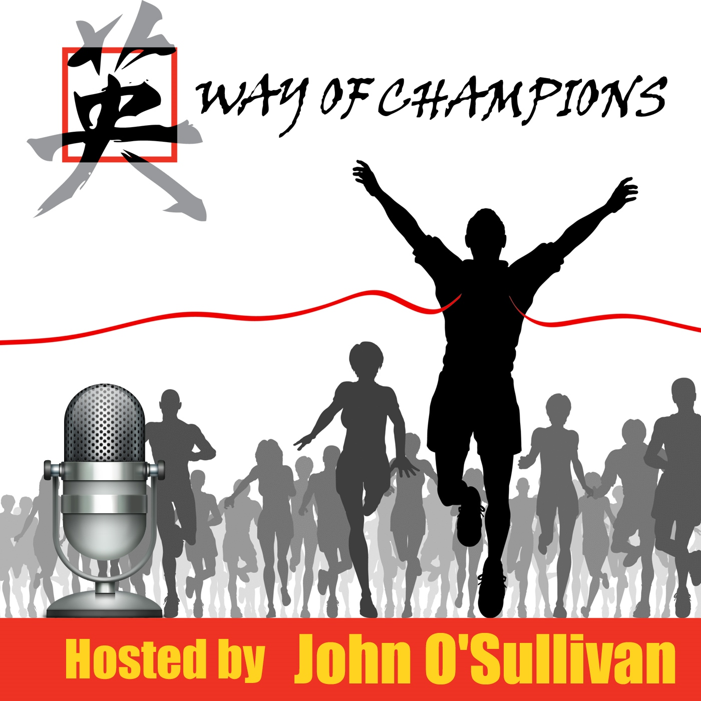 Way of Champions Podcast show art