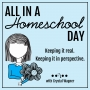 Artwork for 1: Welcome to the All in a Homeschool Day Podcast
