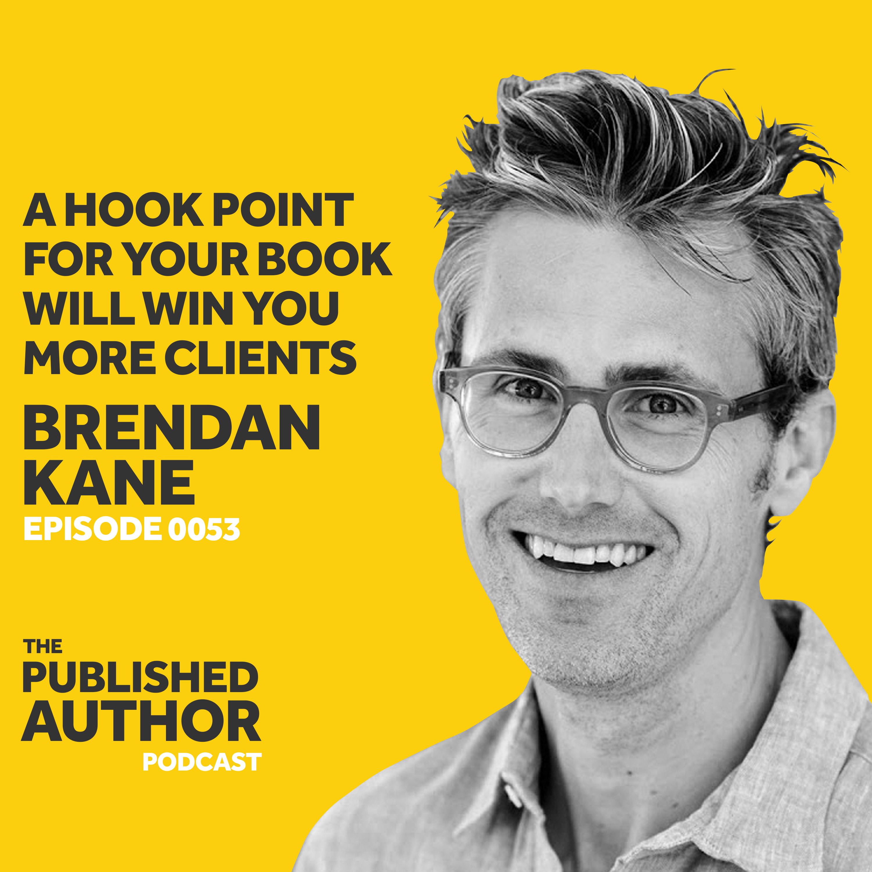A Hook Point For Your Book Will Win Clients - Brendan Kane