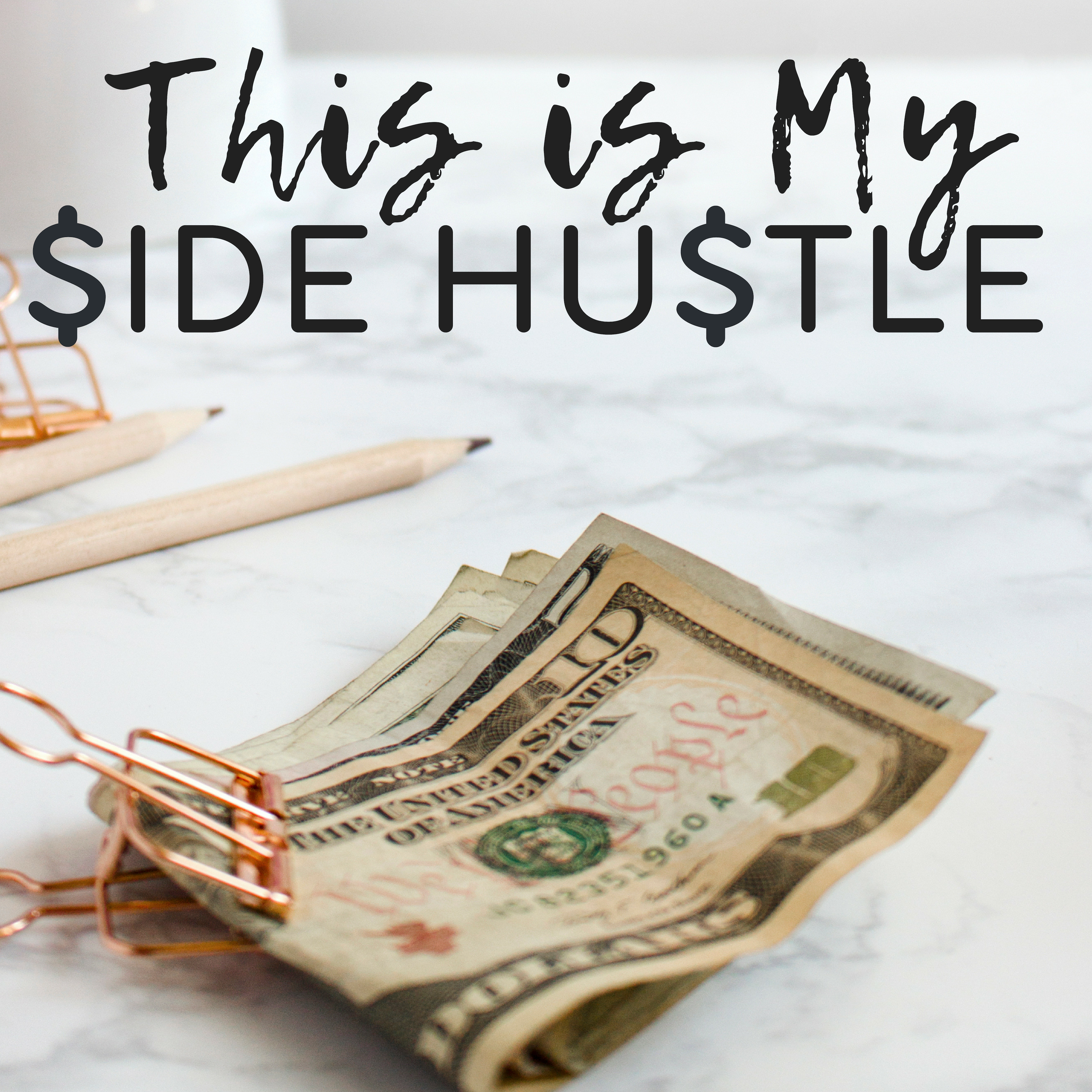 Artwork for Paying Your Bills With Multiple Side Hustles