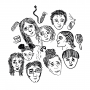 Artwork for Hair and Identity Expression