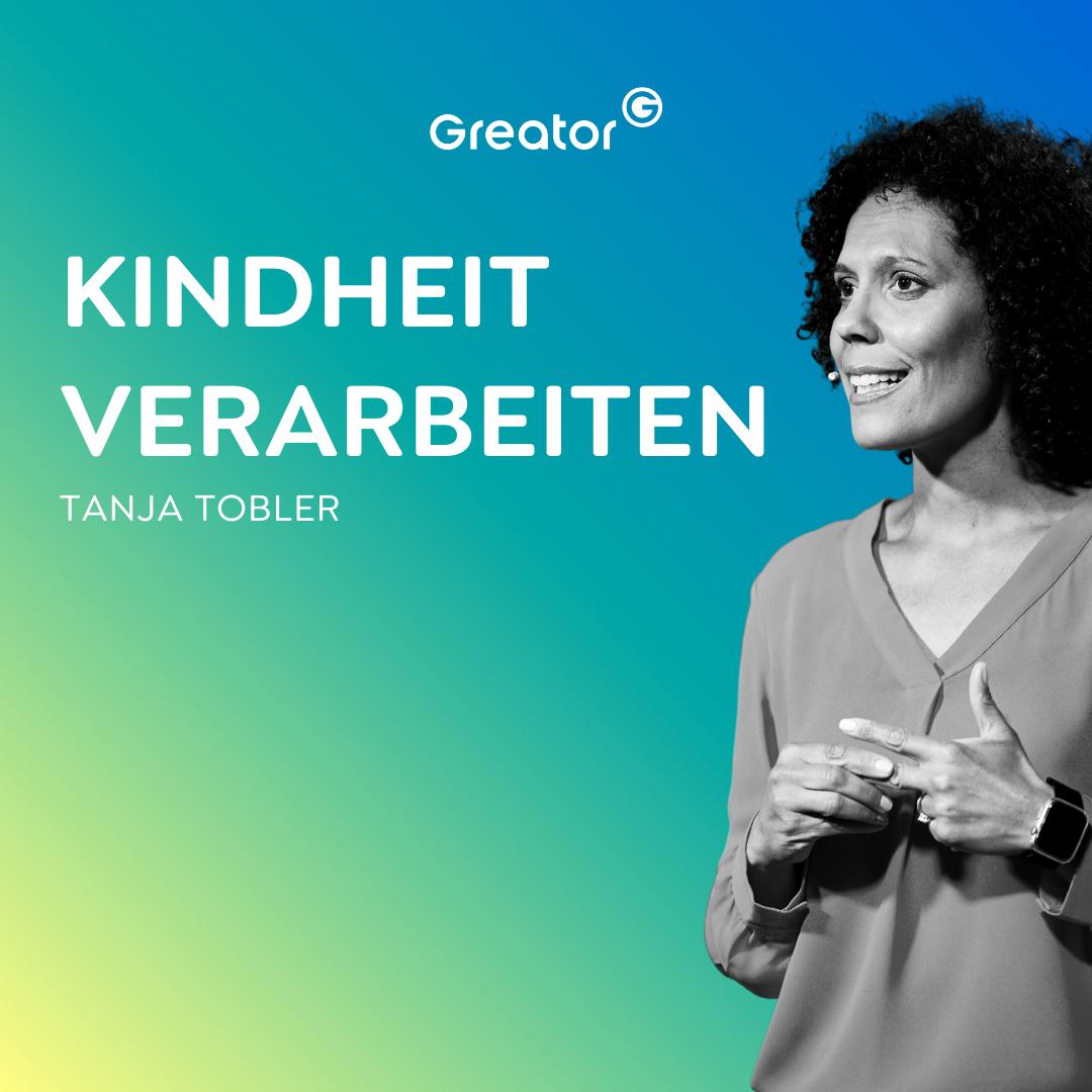 #806 Vergangenheit stellen: Von der Drogensucht zum glücklichen Leben // Tanja Tobler