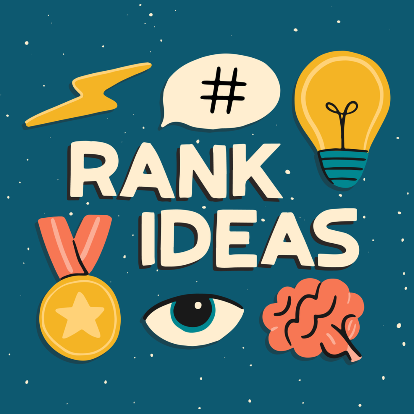 Rank Ideas show art