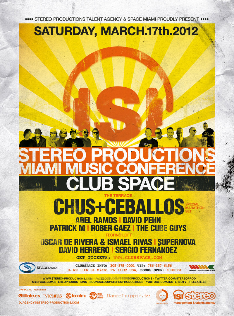 Chus :: InStereo! Video Podcast :: Week 18 2012