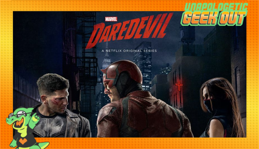 Artwork for Daredevil S02 UGO review