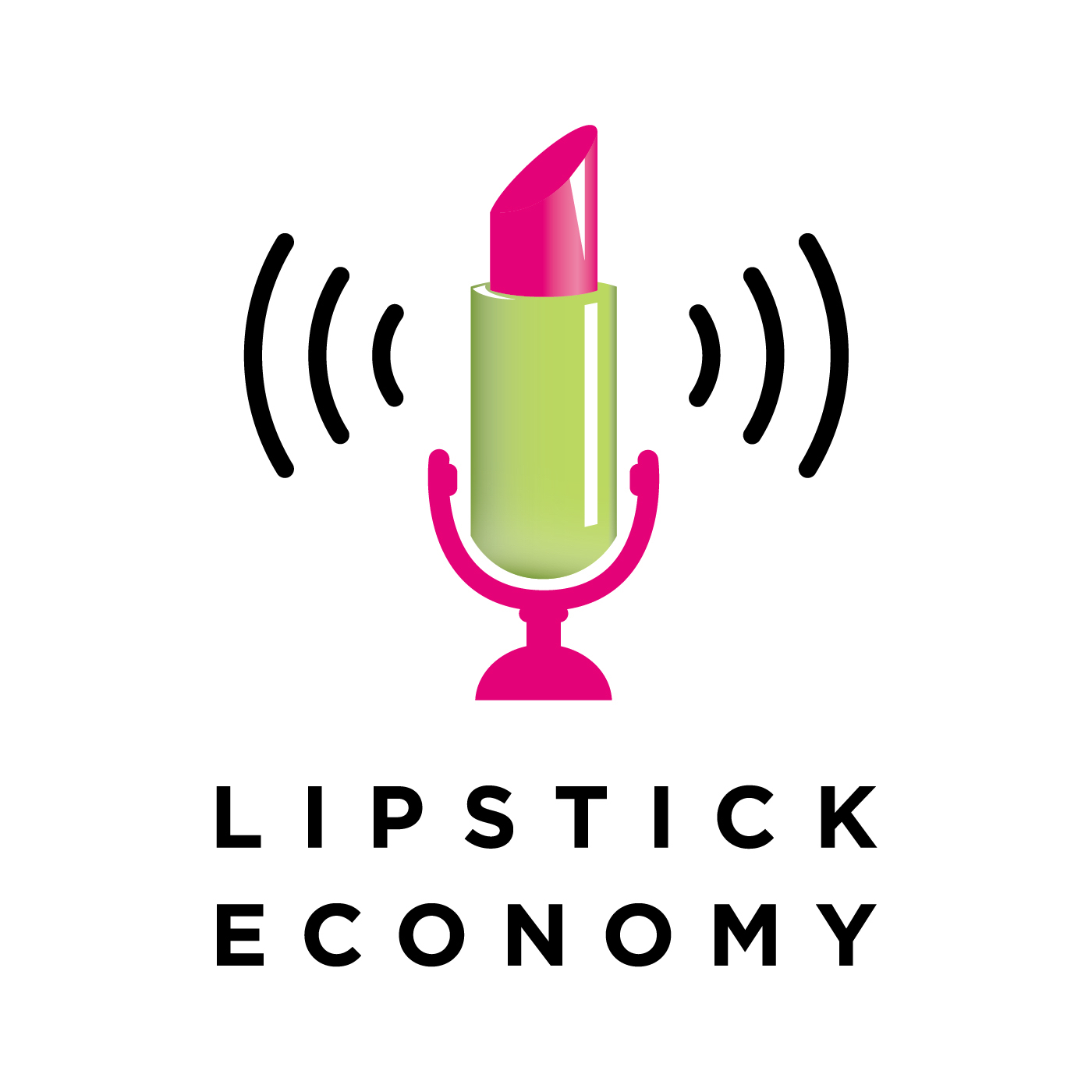 Lipstick Economy show art