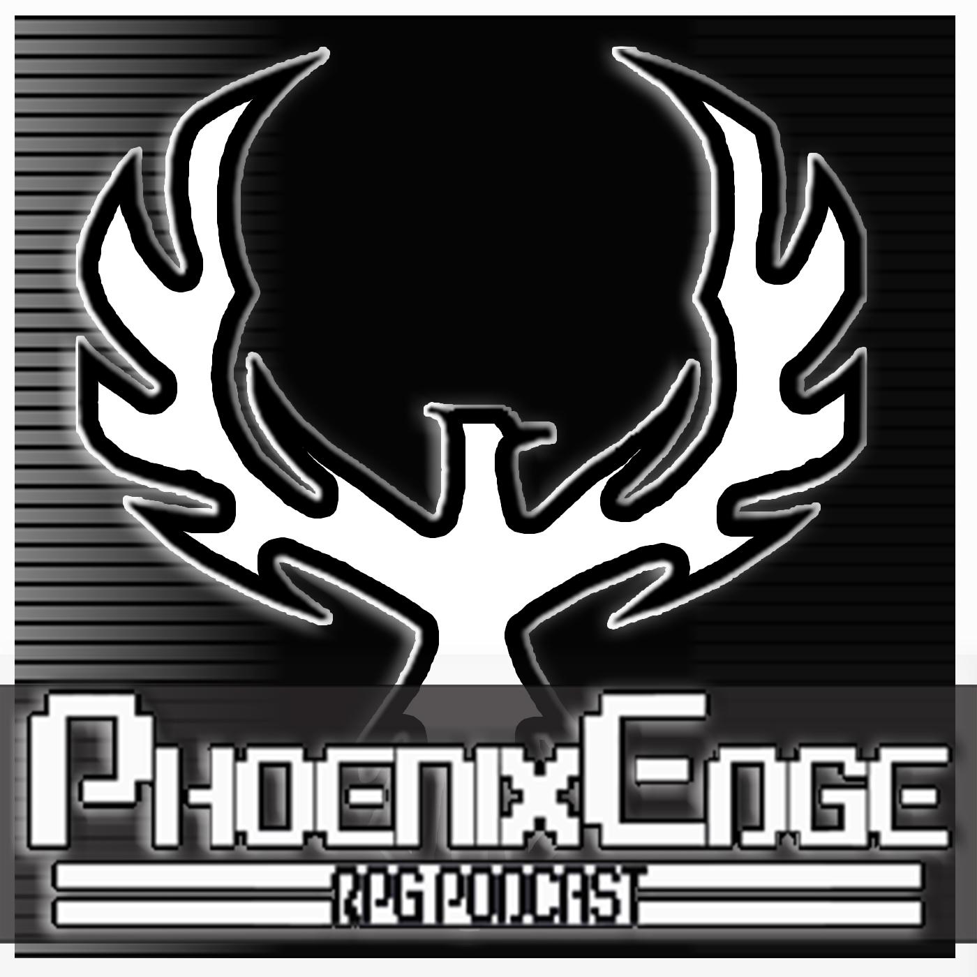 Phoenix Edge RPG Podcast show art