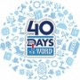 Artwork for 40 Days in the Word - How to Study the Bible