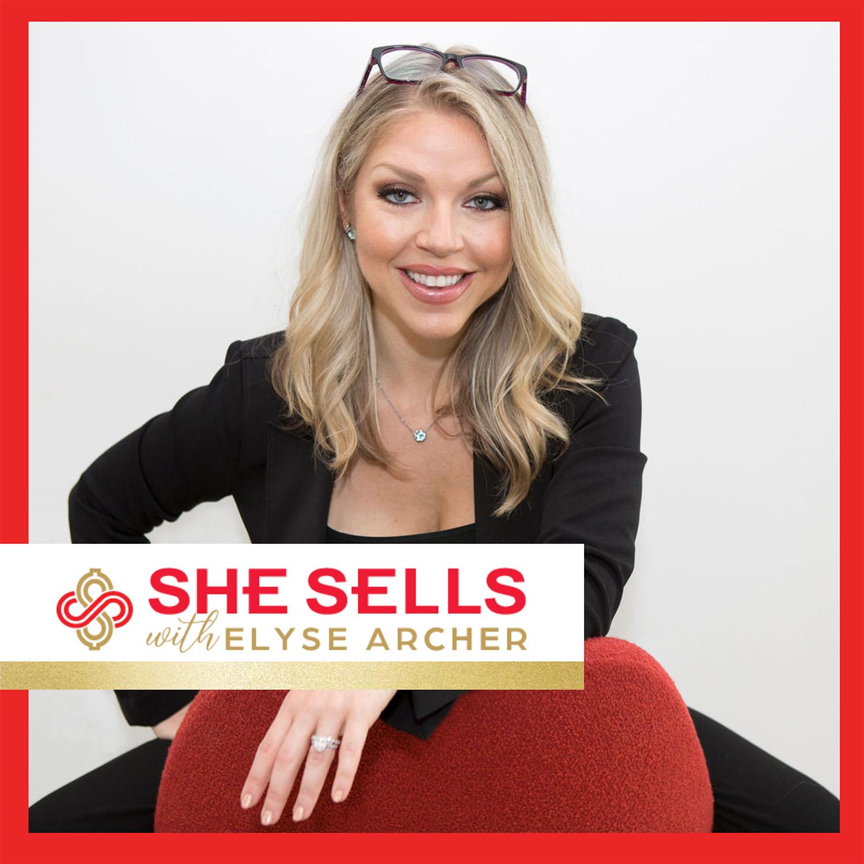 She Sells Radio show art