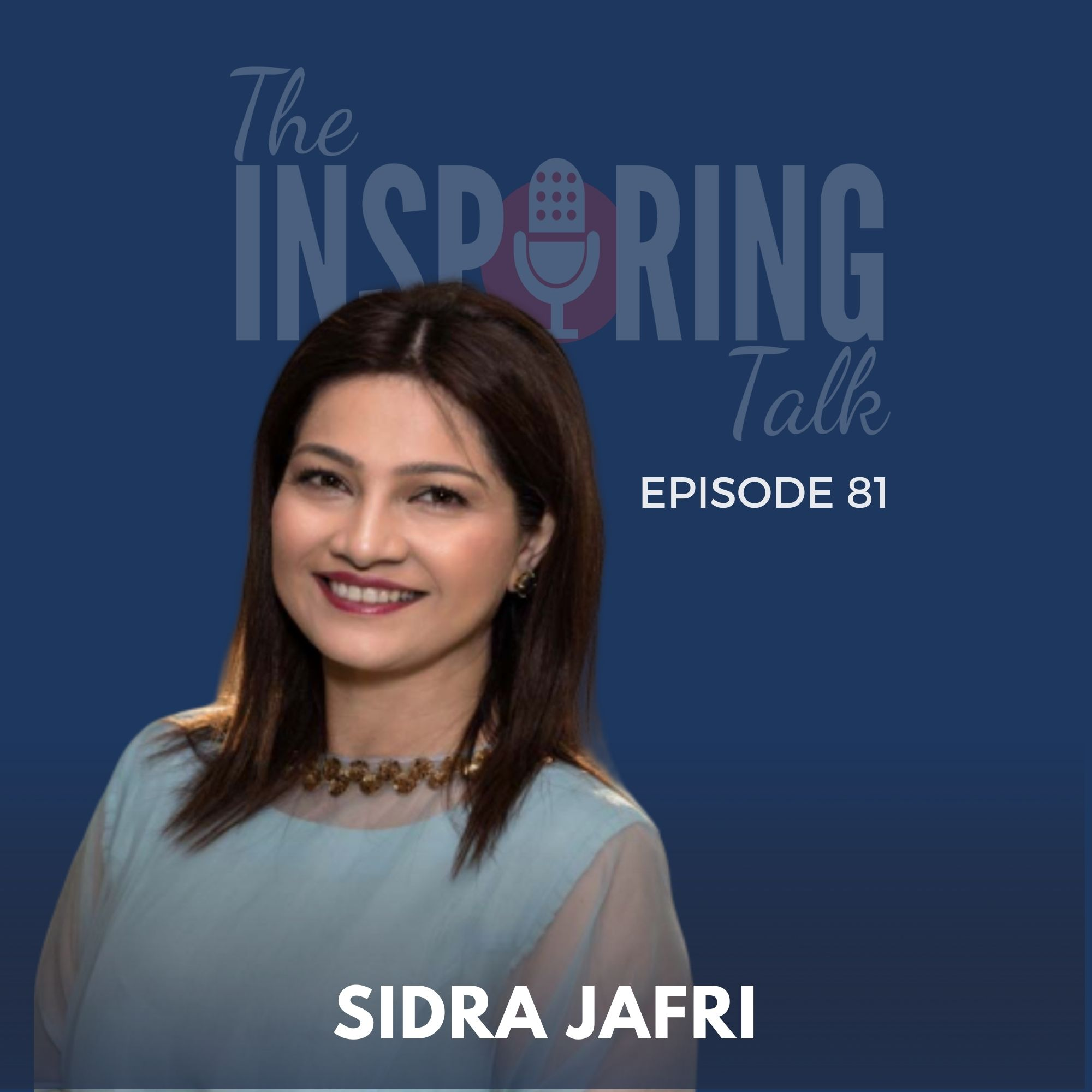 Access Your Body's Consciousness W/ Energy Healer Sidra Jafri [Rebroadcast]: TIT81