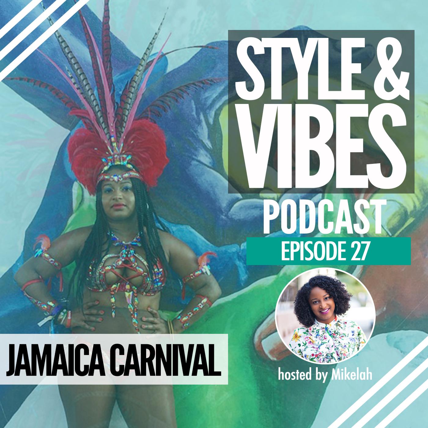 SV 27: Jamaica Carnival!