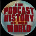 the podcast history of our world is hosted on libsyn