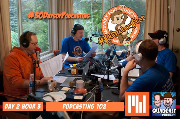 Day 18:How Has Podcasting Changed Shumway's Life?