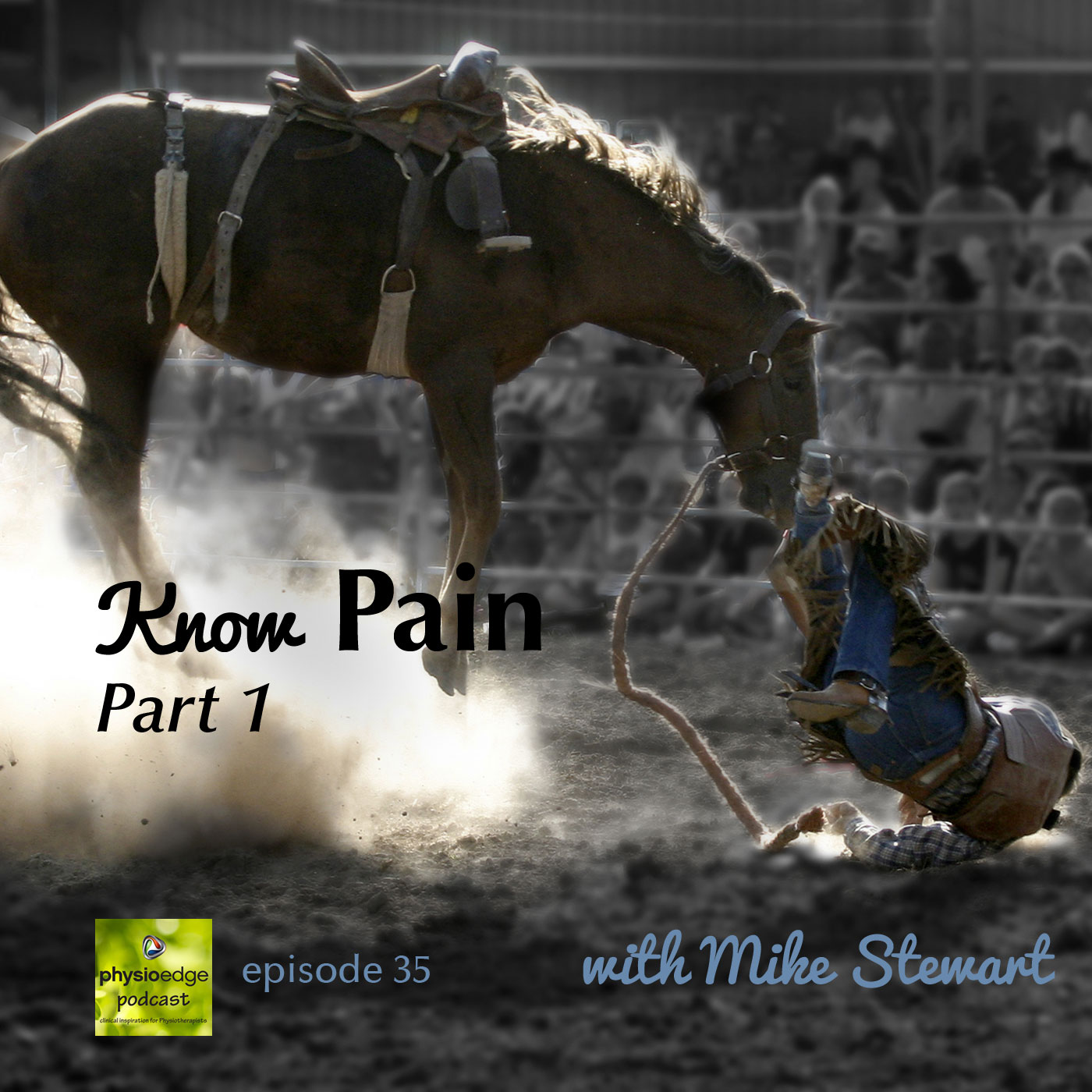 PE035 Know Pain with Mike Stewart