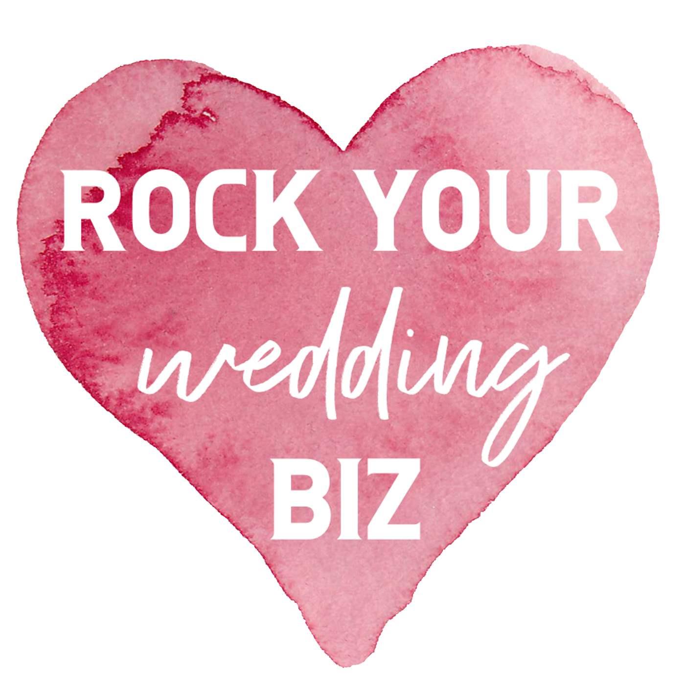 Rock Your Wedding Biz show art