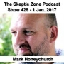 Artwork for The Skeptic Zone #428 - 1.Jan.2017