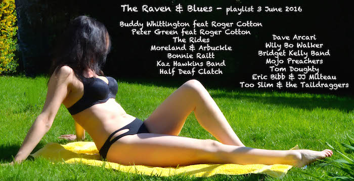 Raven and Blues 3 June 2016