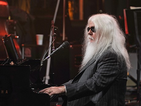 Leon Russell - Delta Lady Time Warp Song of The Day 11-17-16