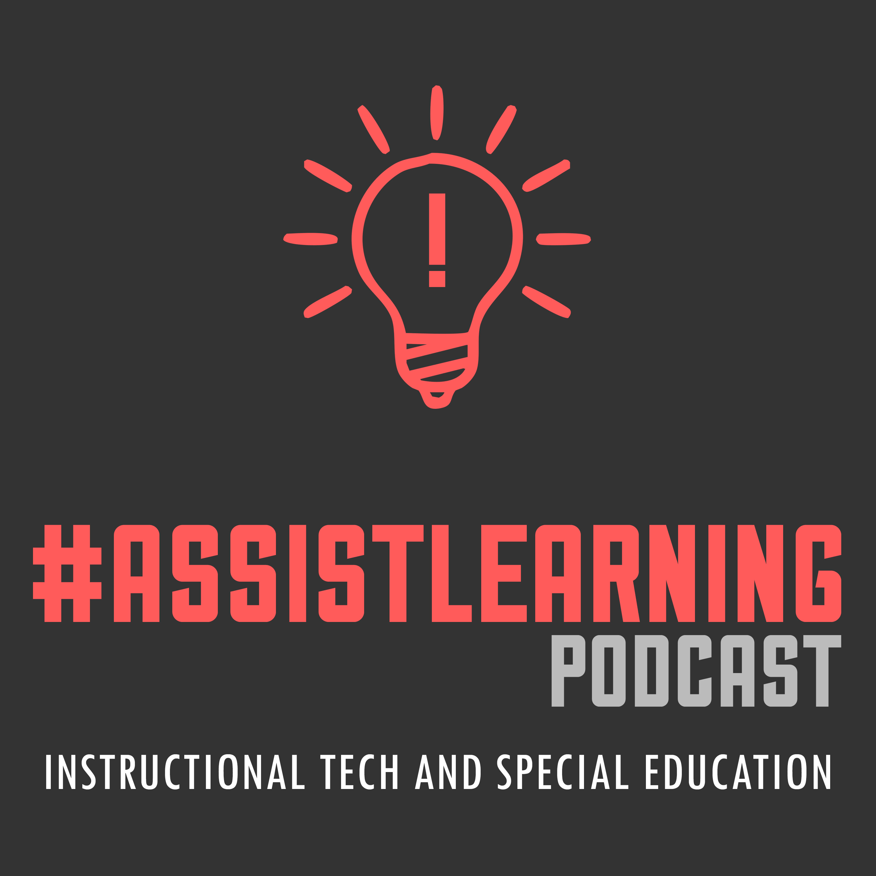Assist Learning Podcast show art