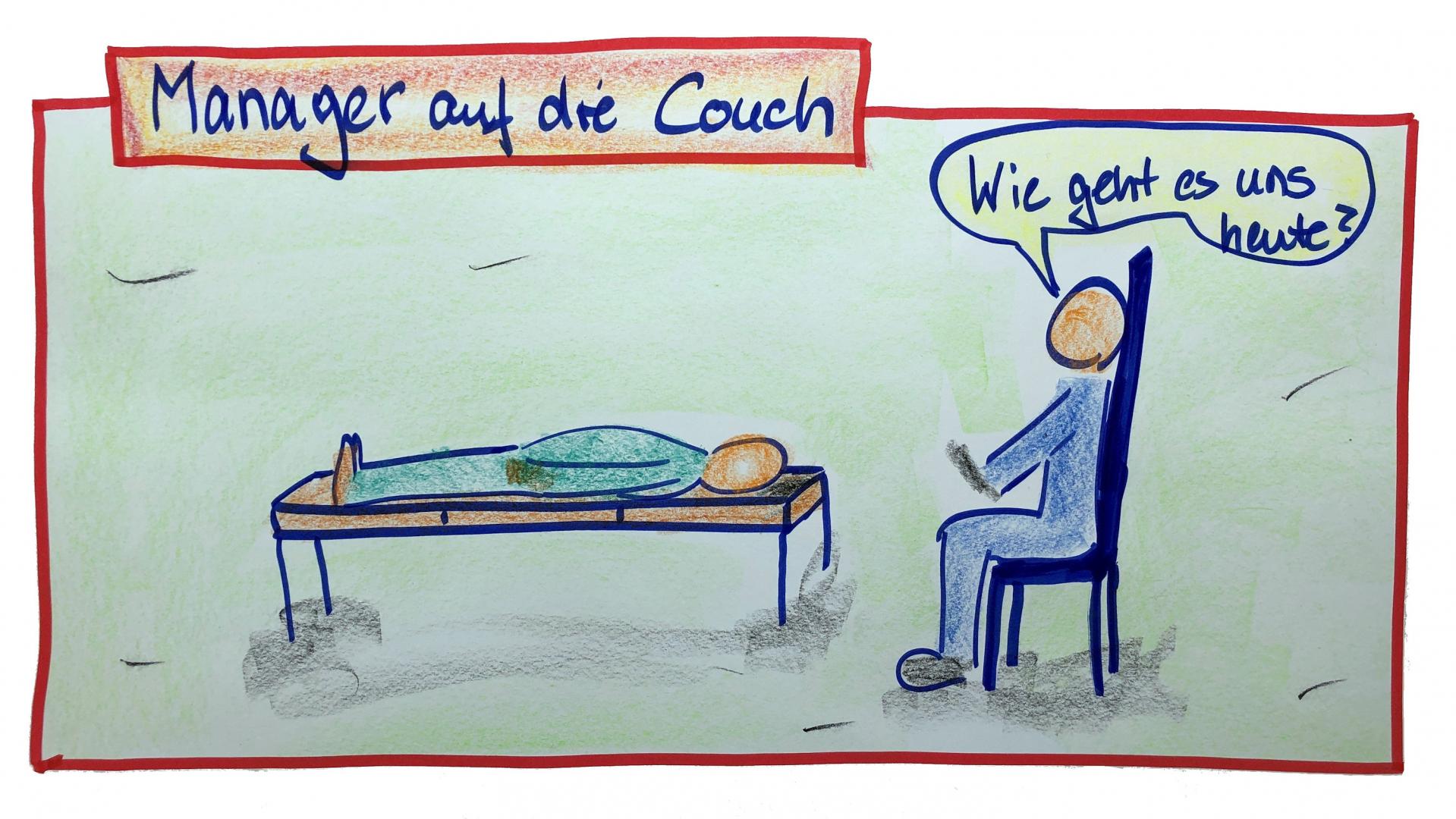 144 – Manager auf die Couch!