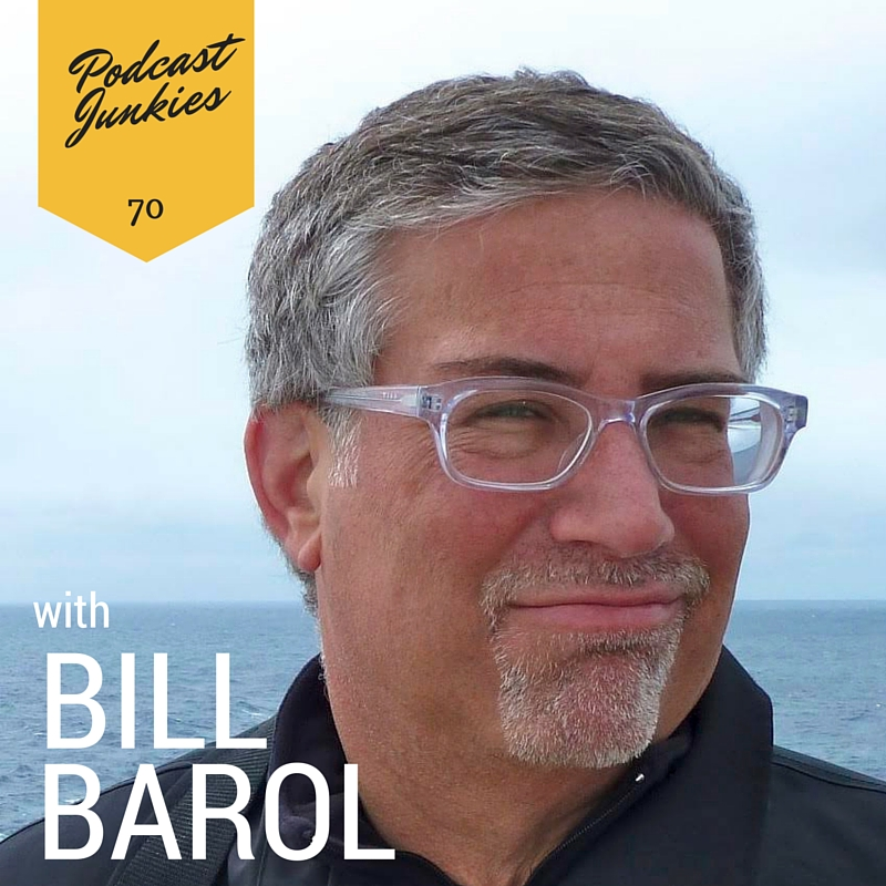 070 Bill Barol | Defining the Meaning of Home, One Story at a Time
