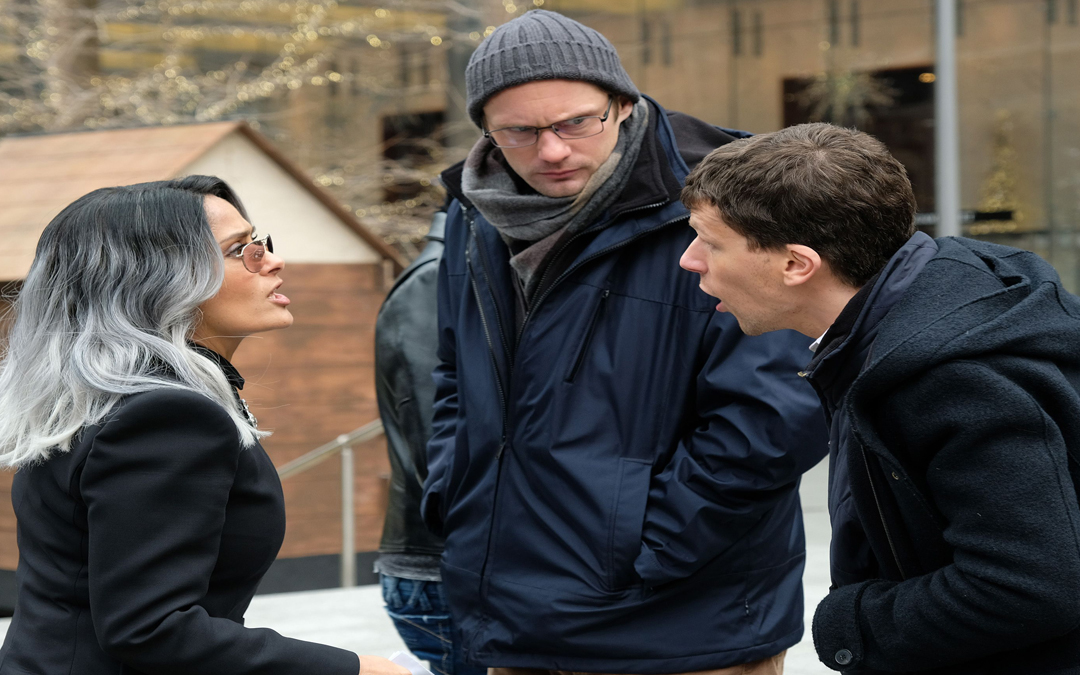 Write On with The Hummingbird Project writer-director Kim