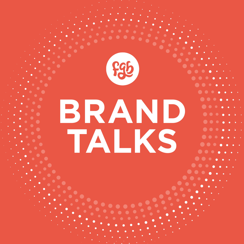 Brand Talks show art