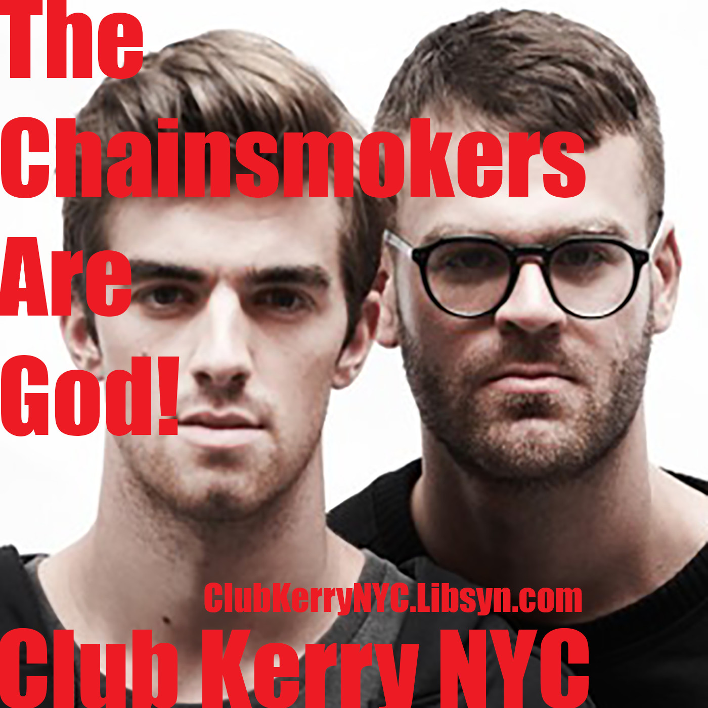 Chainsmoker Are God artwork