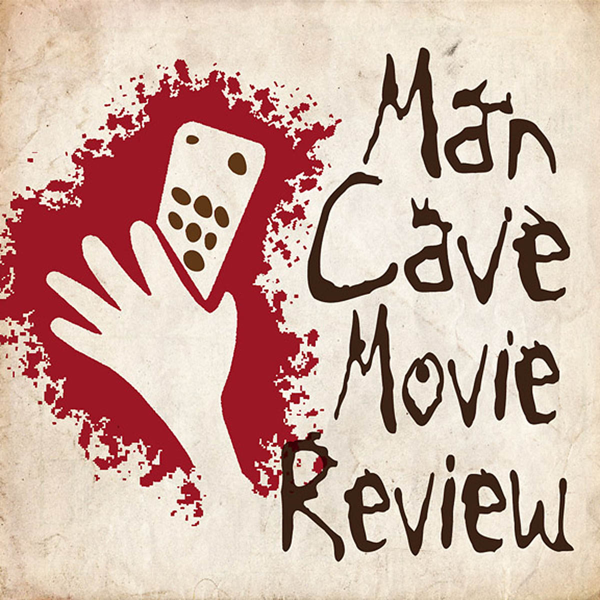 The Mancave Movie Review Podcast show art