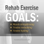Artwork for The Goals Of Tennis Elbow Rehab Exercises
