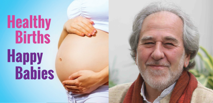 Artwork for 097: Dr. Bruce Lipton: What You Teach Your Child in the First Few Years Lasts a Lifetime