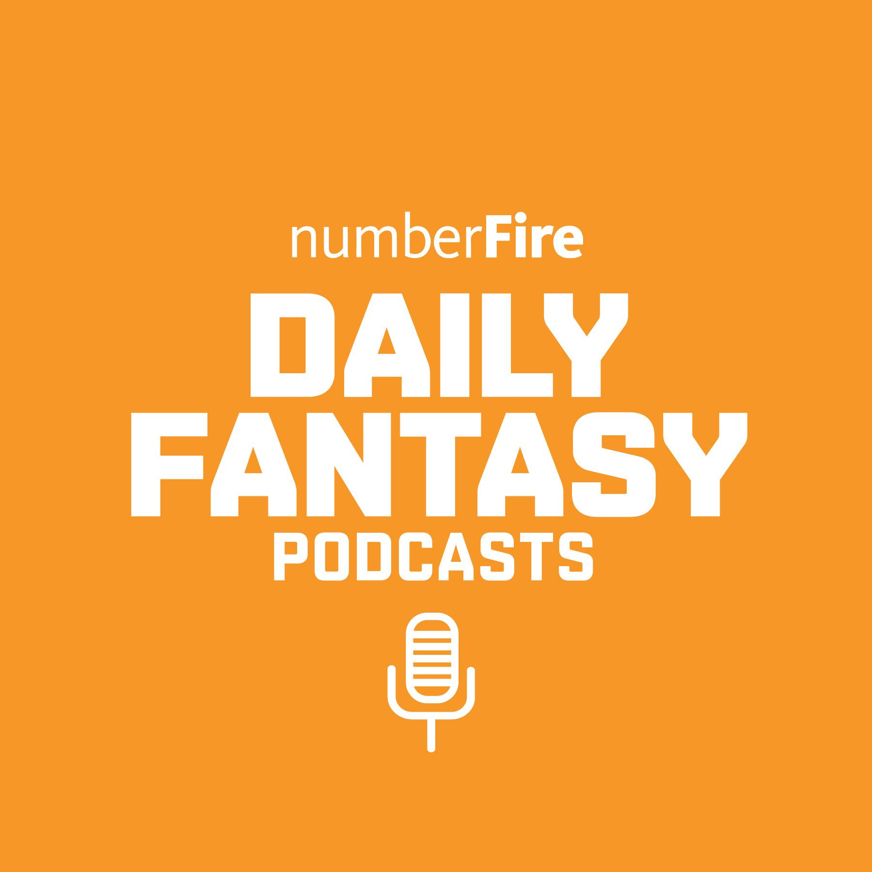 numberFire Daily Fantasy Podcasts show art