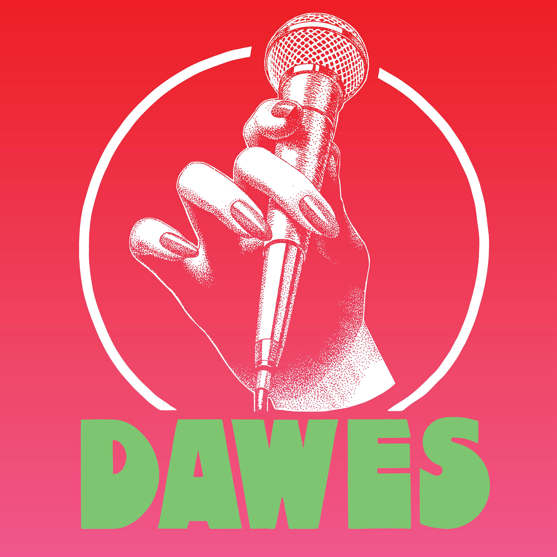 Dawes Podcast I show art