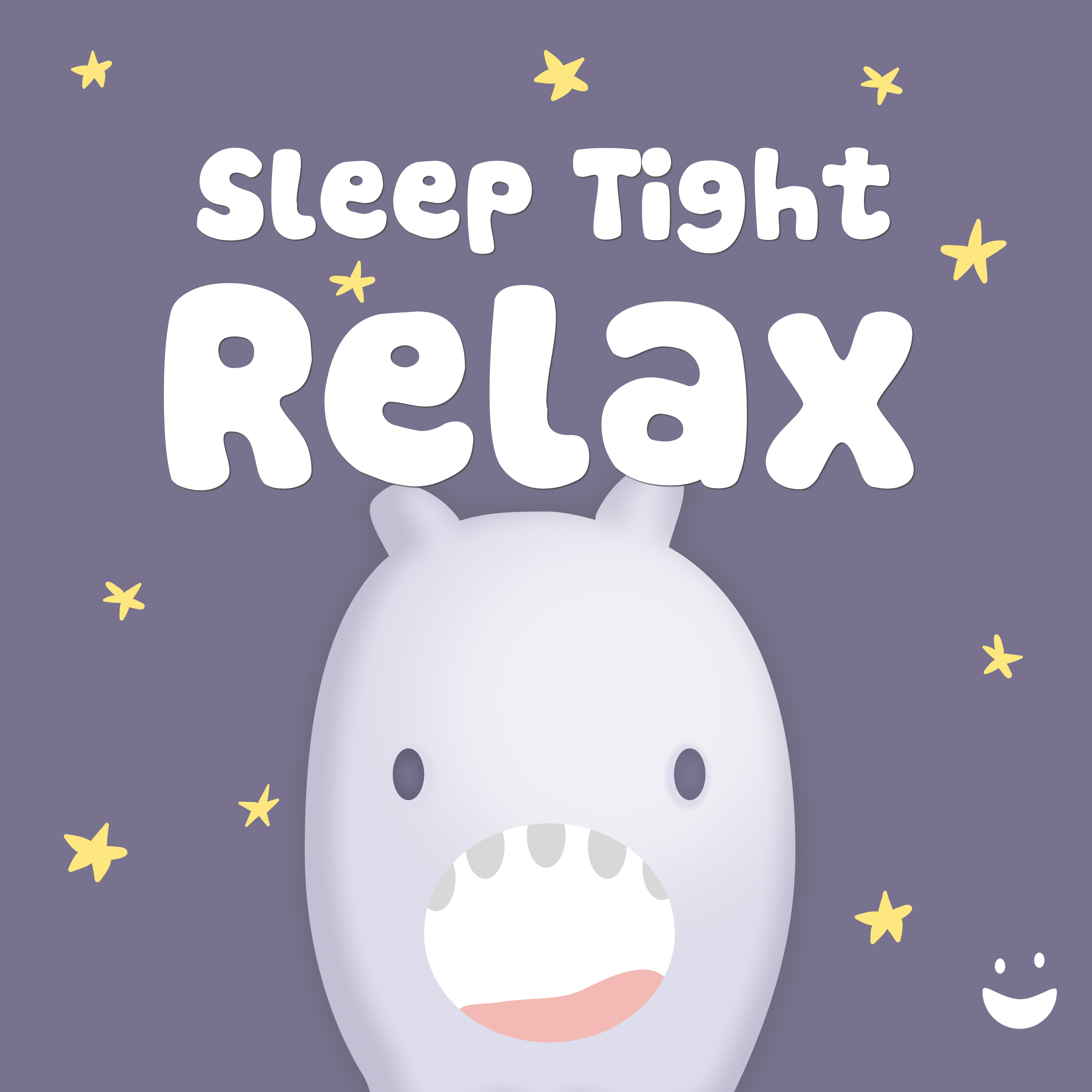 Sleep Tight Relax - Helping kids become calm at bedtime show art