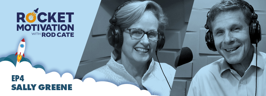 Sally Greene on Rocket Motivation