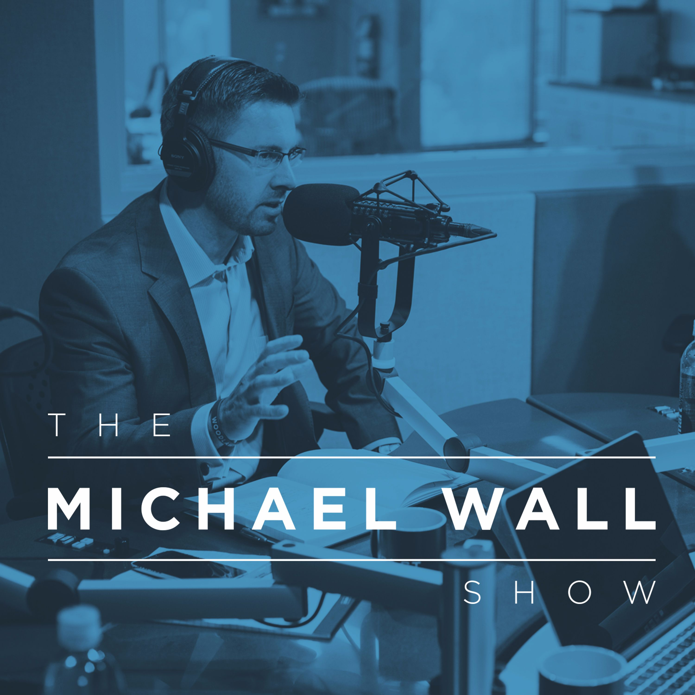 The Michael Wall Show show art