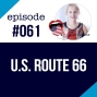 Artwork for #061-English Speaking Practice - Route 66