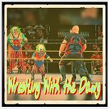 Artwork for Episode 060 - Doink and Dink the Clown vs. Bam Bam Bigelow and Luna Vachon - Mix Tag Team Match - WWF WrestleMania X