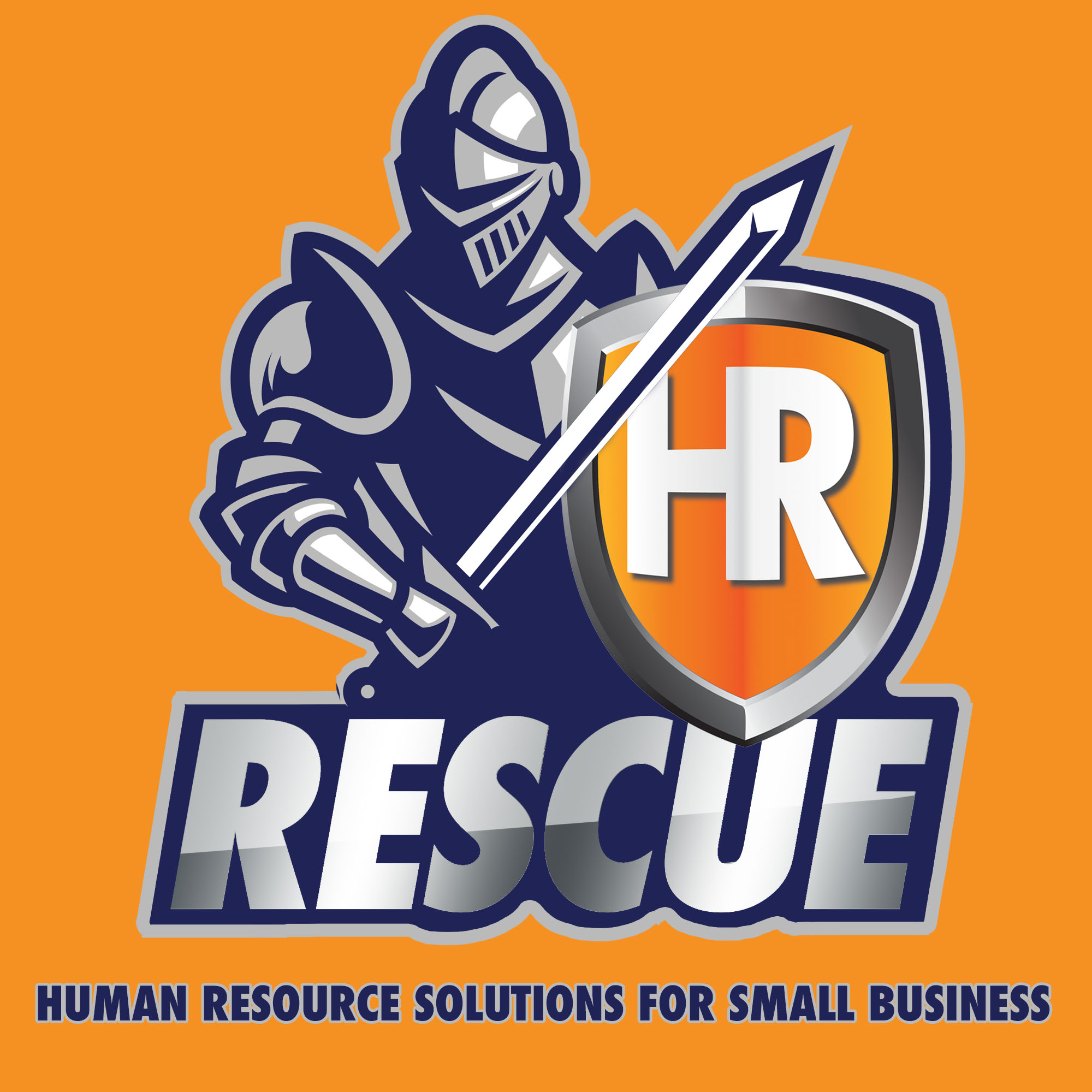 HR Rescue: Human Resource Solutions for Small Business show art