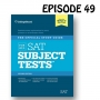 Artwork for YCBK 49: Using SAT Subject Tests to Stand Out