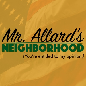 Mr. Allard's Neighborhood