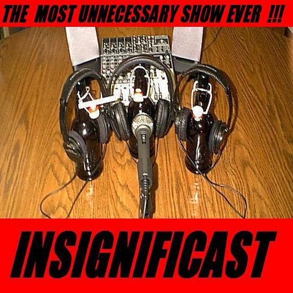 Insignificast show art