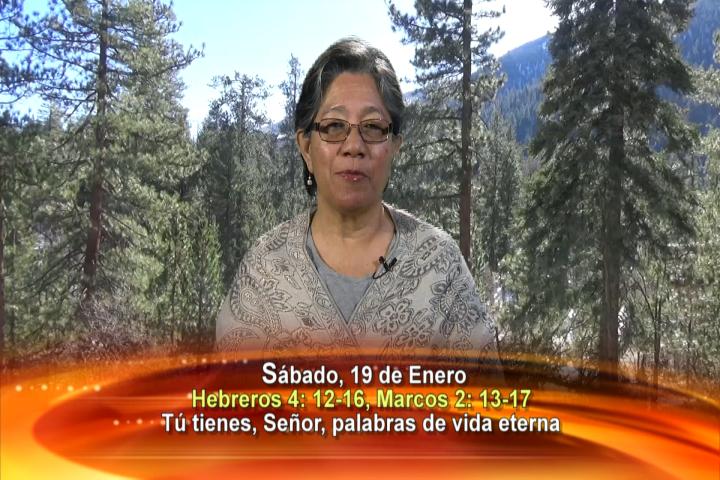 Artwork for Dios te Habla con Lidia Mendoza; Tema el hoy: Tú tienes, Señor, palabras de vida eterna.