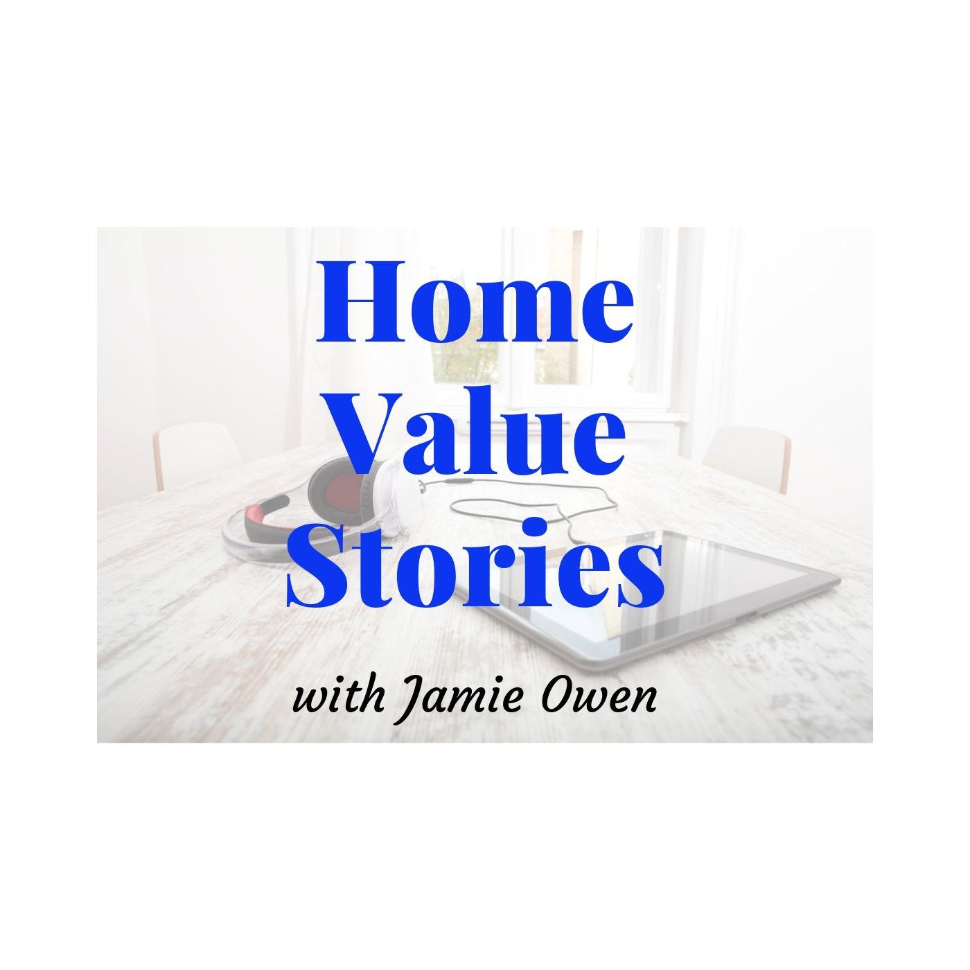 Home Value Stories show art