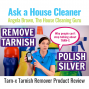 Artwork for How to Remove Tarnish and Polish Silver Tarn-x Product Review