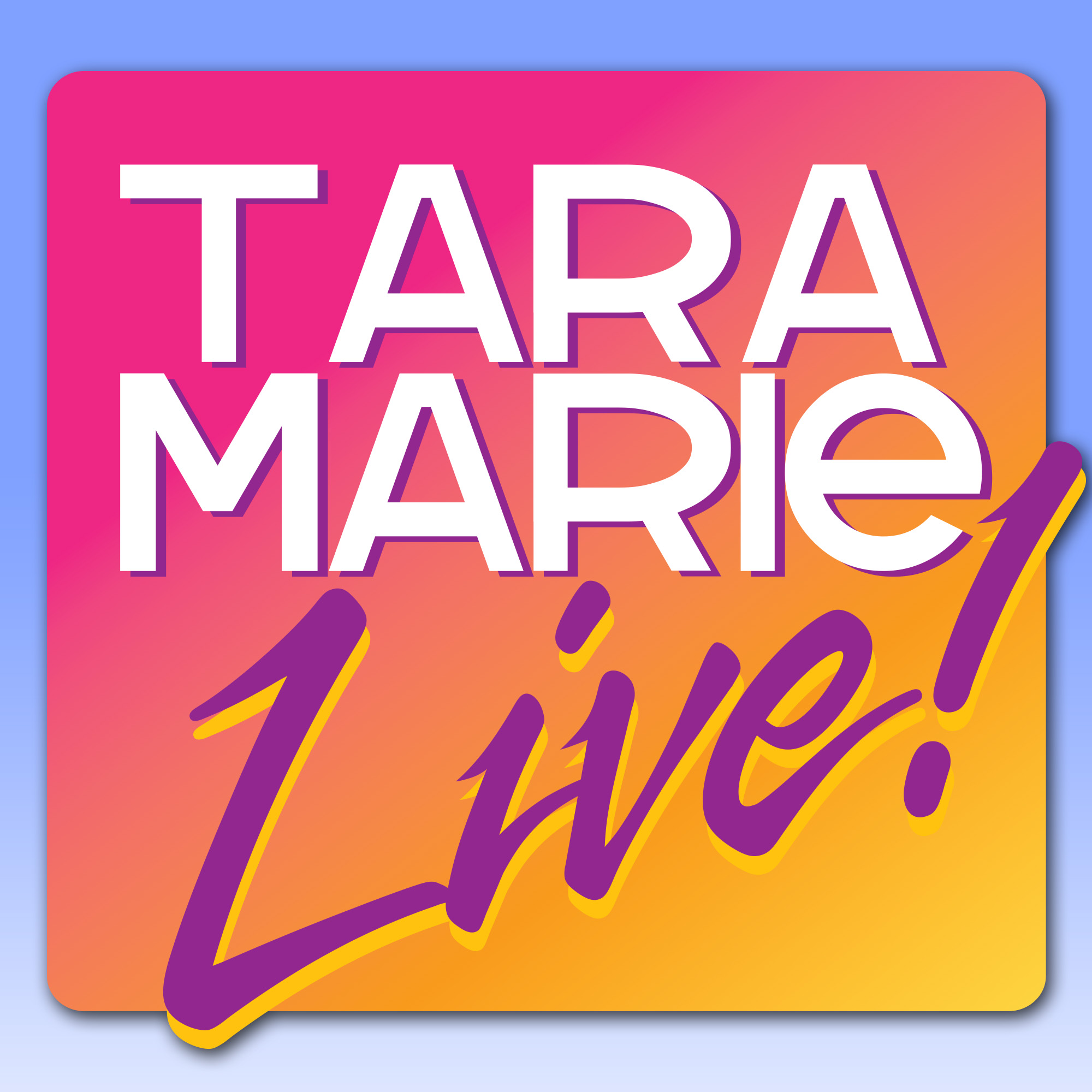 TARA MARIE LIVE! – Mental, Emotional, Physical, Social, and Spiritual Heath show art
