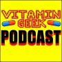 "Artwork for Vitamin Geek Episode 3: ""Science Fiction Geek Addiction"""