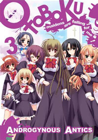 Anime Review: Otoboku Volume 3