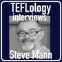 Artwork for TEFL Interviews 35: Steve Mann (JALT 2017)